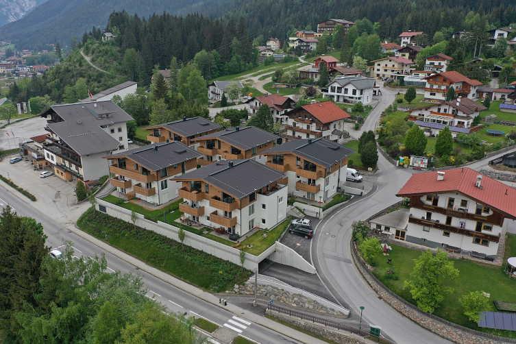 Cosmobau Referenz Achensee Living